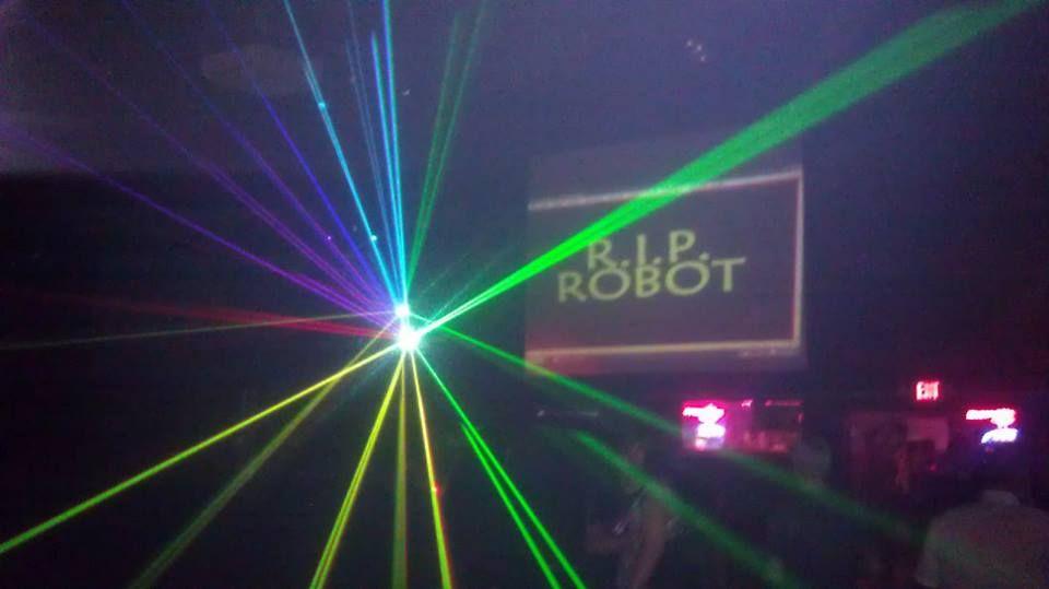 RIP Robot