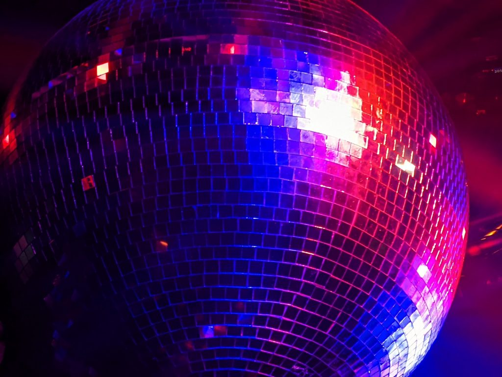 Discoball - 2021